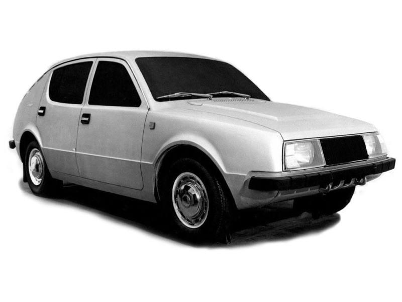 1972. Izh-13 Start (Concept) (Иж-13 Старт Опытный)