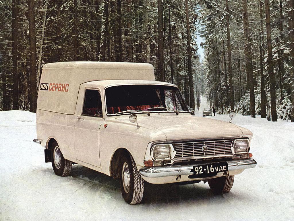 1972-1982. Izh-2715 (Иж-2715)