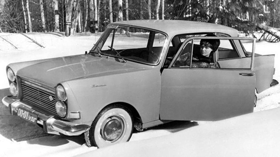 1965. Izh ZIMA-1 (Concept) (Иж ЗИМА-1 (Опытный)