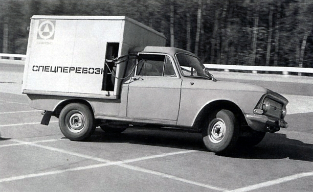 1970. Izh-6F Concept (Иж-6Ф Опытный)