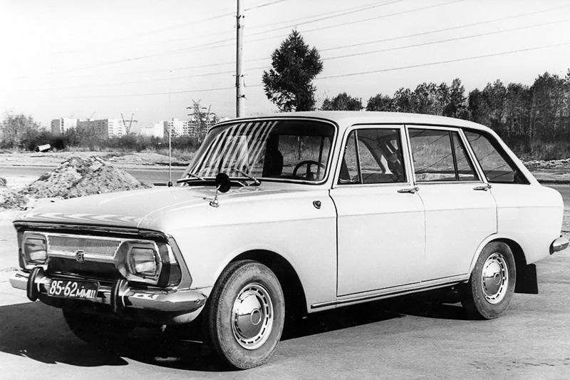 1973-1982. Izh-2125 Kombi