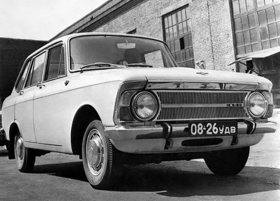 1966. Izh-2125 Concept (Иж-2125 Предсерийный)