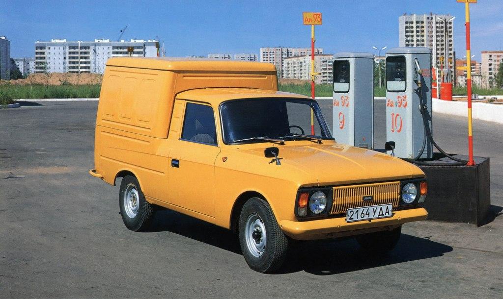 1982-1995. Izh-2715-01
