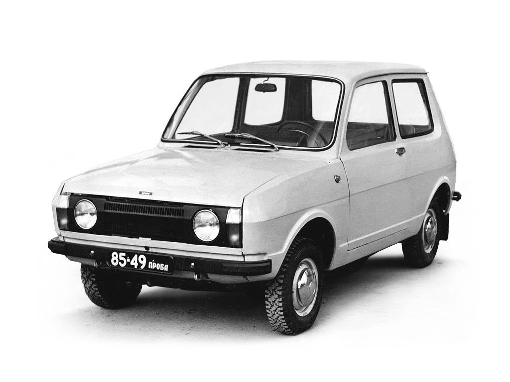 1972. Izh-14 (Concept) (Иж-14 Опытный)