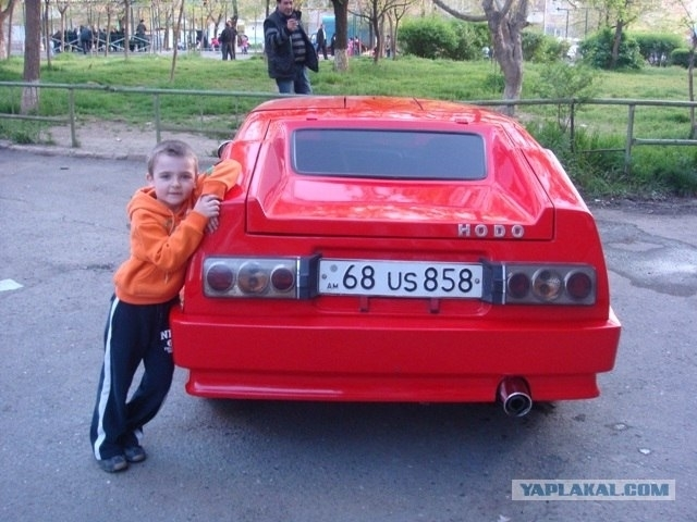 1981. Hodo (ОРОР). Армения (СССР). Ереван. Автор: Г.И.Матевосян (после рестайлинга)