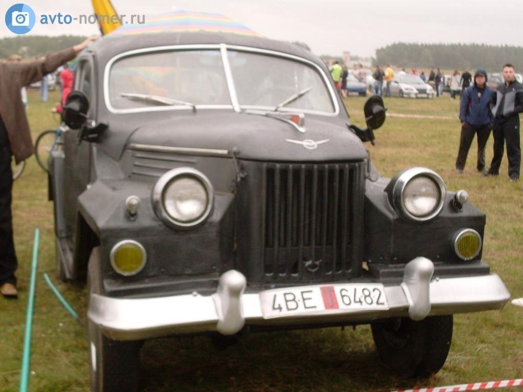 1970 (?) САМАВТО. Белоруссия (СССР)