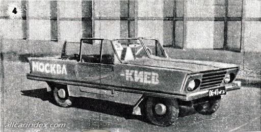 1969. СПАРТАК. Белоруссия (СССР)