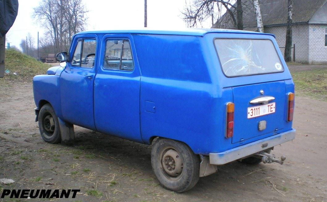 1970 (?). САМАВТО. Белоруссия (СССР)
