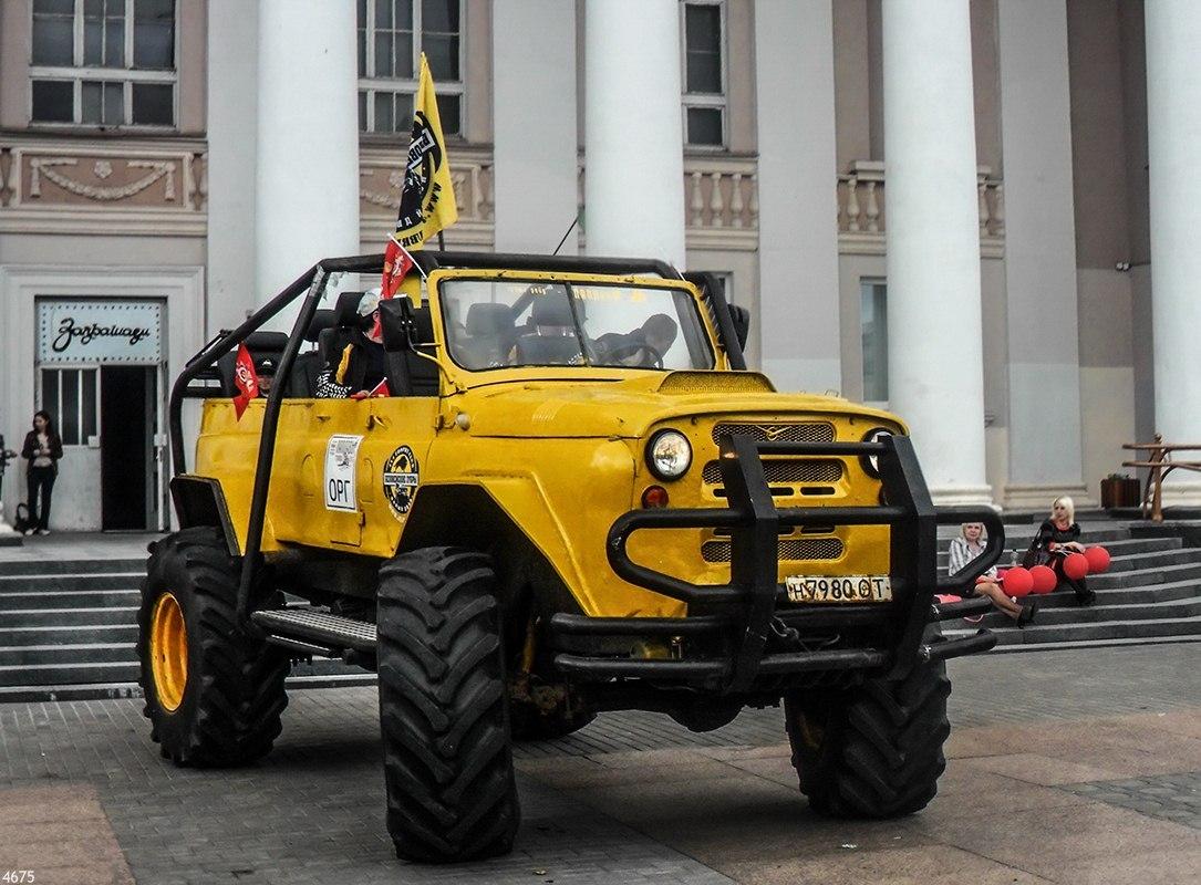 1980 (?). САМАВТО. Белоруссия (СССР)