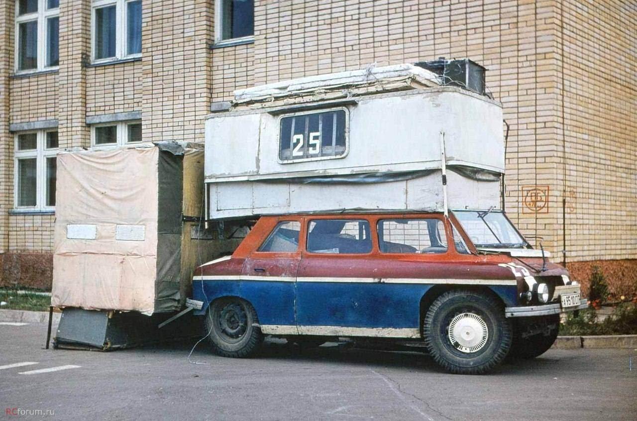 1980 (?). САМАВТО. Казахстан (СССР). Семипалатинск. Автор неизвестен