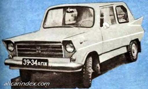 1975. САЙГАК. Казахстан (СССР). Автор А.Кошельков