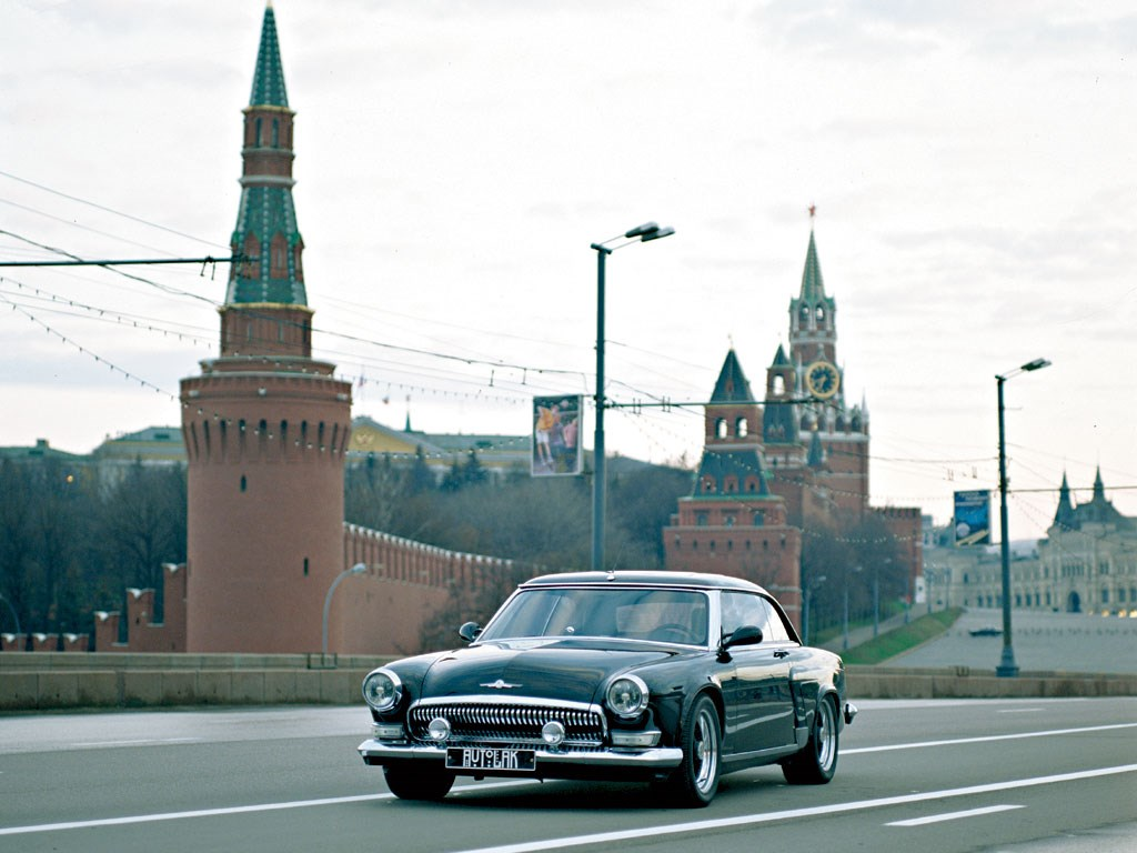 Autowp Ru A Level Volga V12 Coupe 5