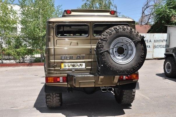 2010 (?). БУЛАТ. Кыргызстан. Автор неизвестен
