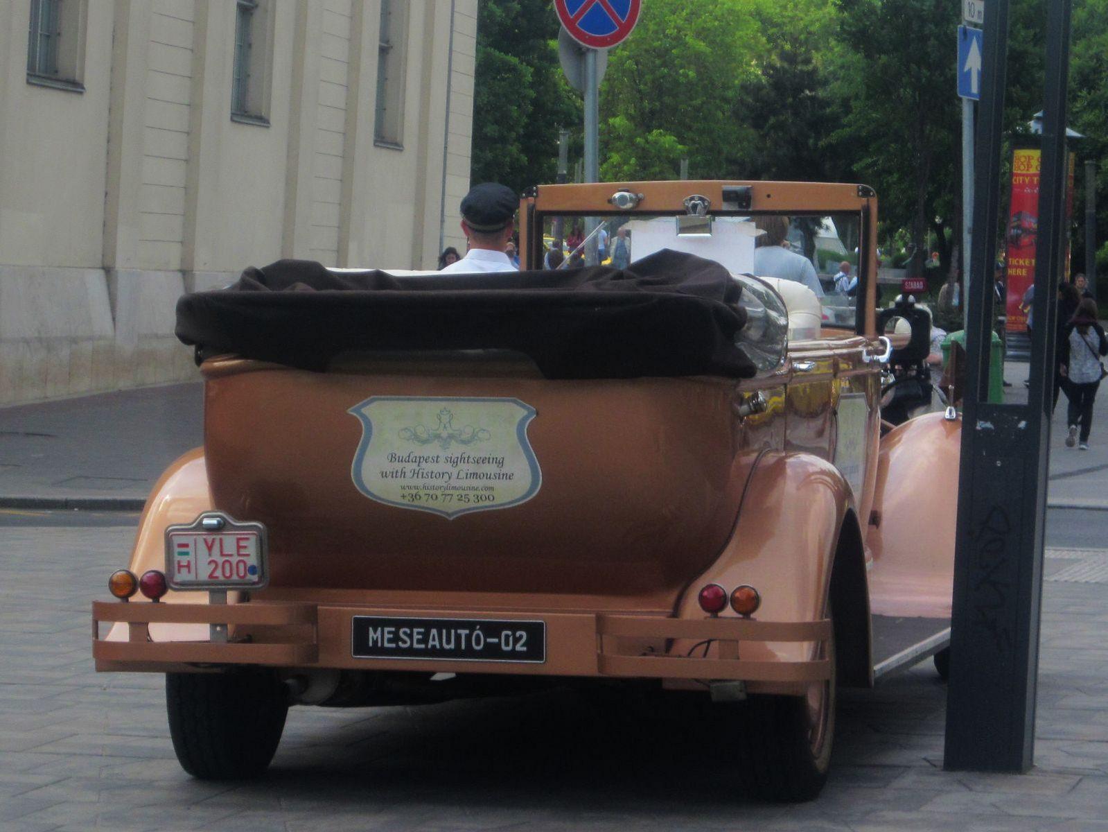 2000 (?). РЕПЛИКАР Ford A. Венгрия