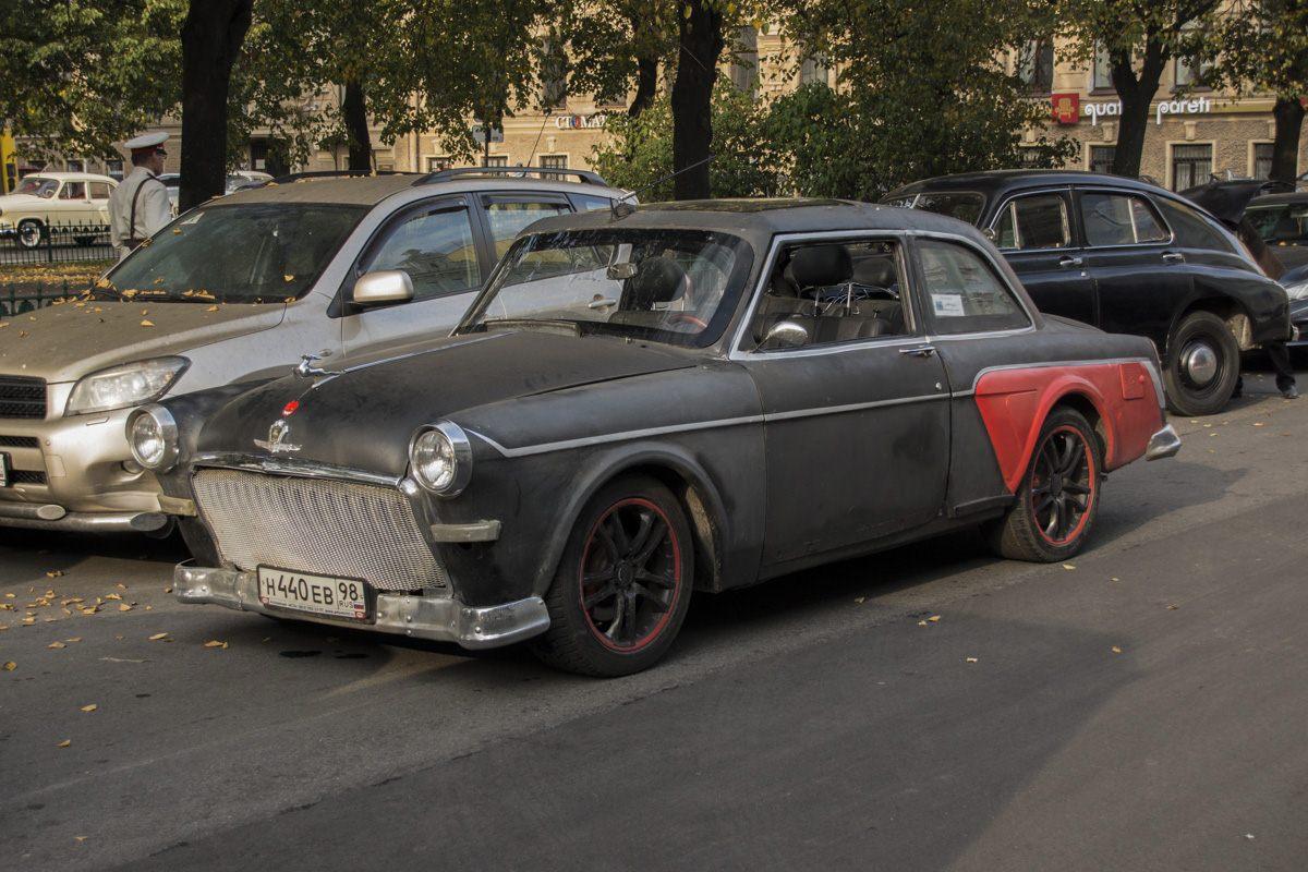 2000 (?). САМАВТО. Россия. Санкт-Петербург