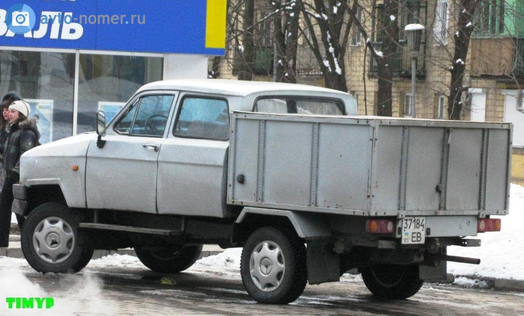 1980 (?). САМАВТО. Украина. Донецк. Автор неизвестен