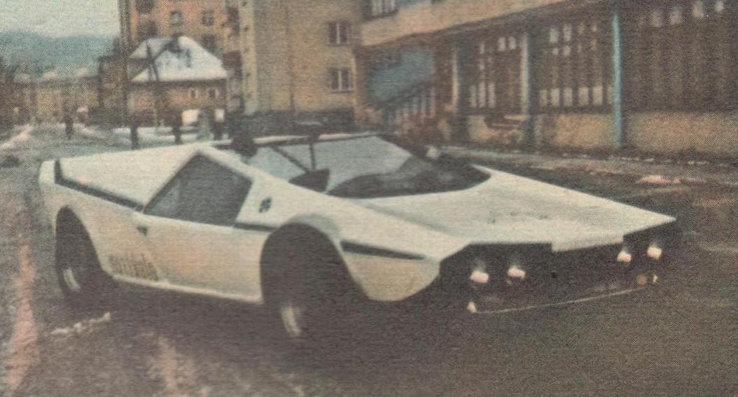 1970 (?). ГНОМ. Словакия. Пешть. Автор неизвестен