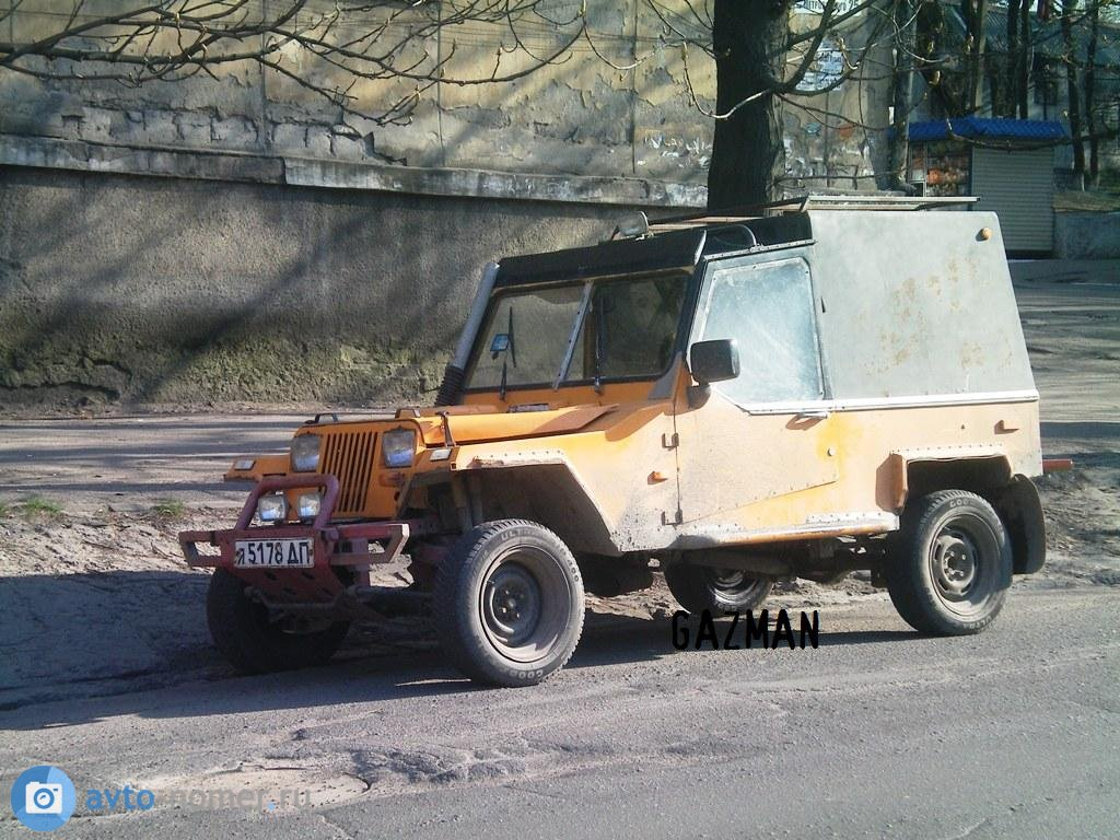2002. САМАВТО. Украина. Днепропетровск. Автор неизвестен