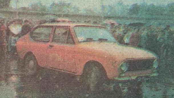 1981. МУФЛОН. Украина (СССР). Автор А.Волкодав