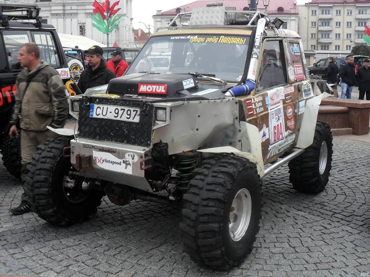 2000 (?). САМАВТО. Латвия. Автор неизвестен