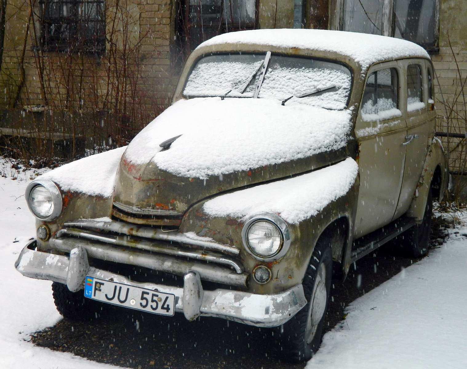 1960 (?). САМАВТО. Литва (СССР). Автор неизвестен