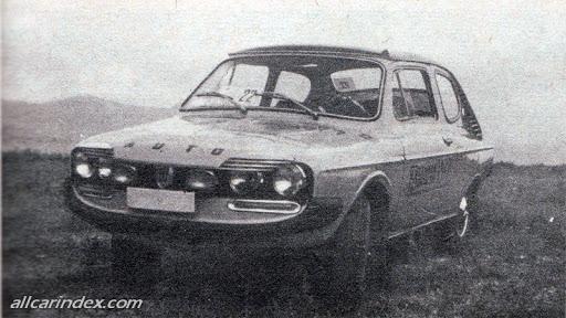 1977. САМАВТО. Украина (СССР). Автор А.Безроднов