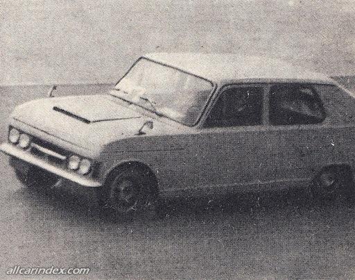1975. КАМЕЛУС. Латвия (СССР). Рига. Автор П.Назаров