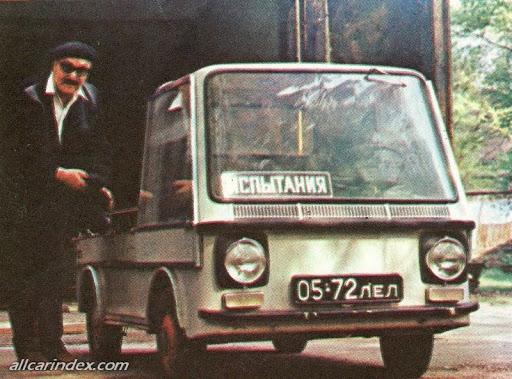 1977. МИКРОКАР. Латвия (СССР)