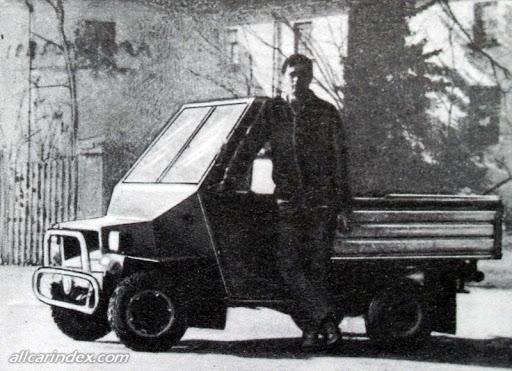 1992. СИГМА-1. Латвия. Автор Г.Бирзниекс