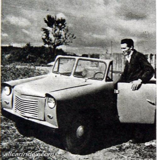 1959. САМАВТО. Литва (СССР). Автор Антанас Величка