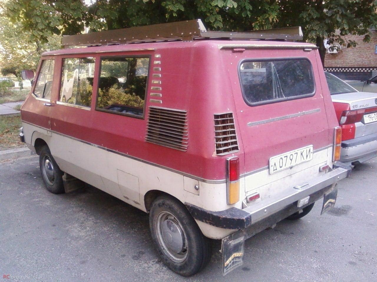 1980 (?). САМАВТО. Украина. Киевская область. Автор неизвестен