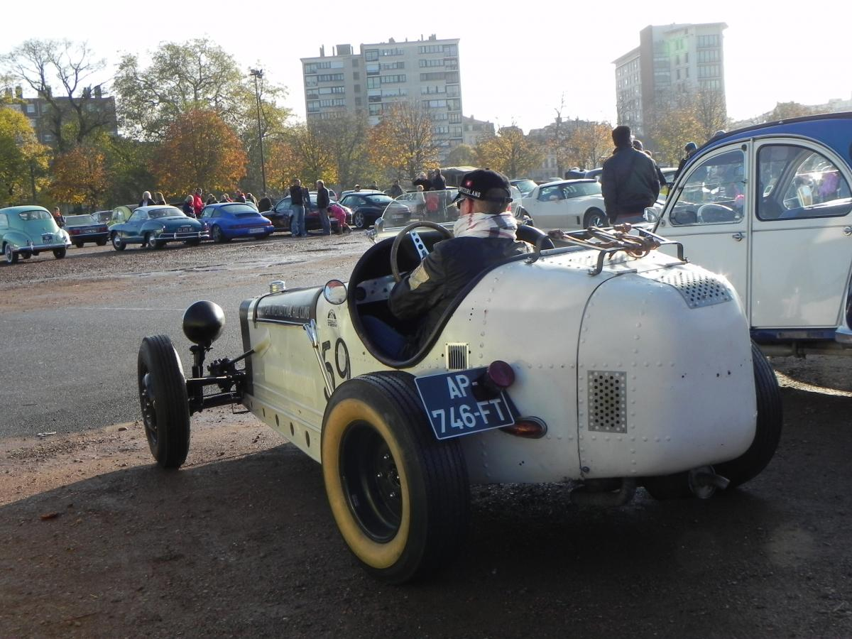 1990 (?). САМАВТО. Франция. Автор неизвестен. Агрегатная база Volkswagen Beetle