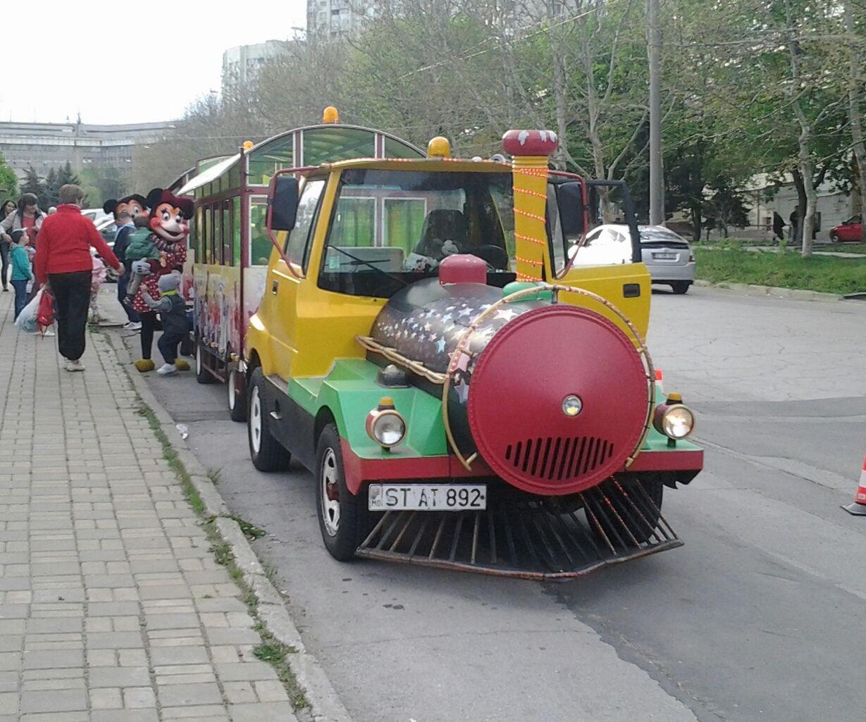2010 (?). САМАВТО. Молдова. Автор неизвестен