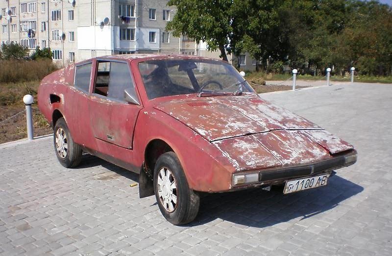 1980 (?). САМАВТО. Украина (СССР). Львов. Автор неизвестен