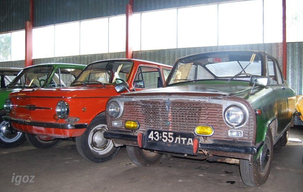 1977. САМАВТО. Латвия (СССР). Автор неизвестен