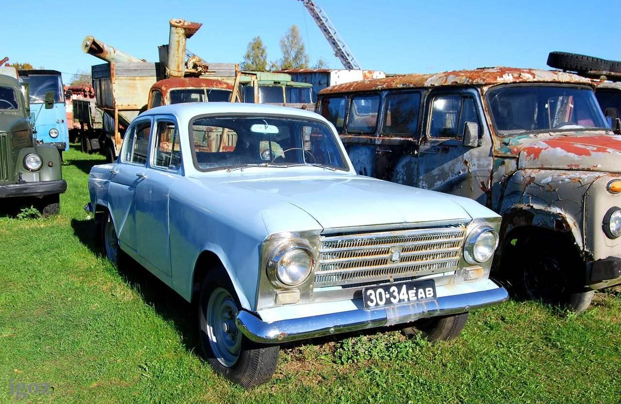 1960 (?). САМАВТО. Эстония (СССР)