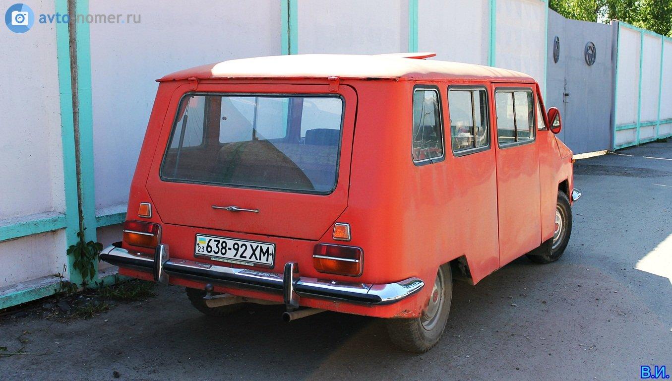 1990 (?). САМАВТО. Украина. Хмельницкий. Автор неизвестен