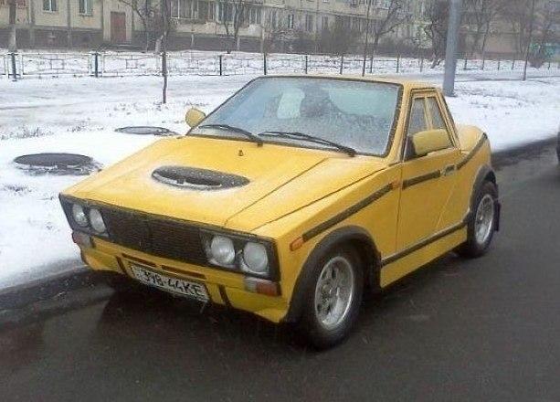 1980 (?). САМАВТО. Украина. Киев. Автор неизвестен