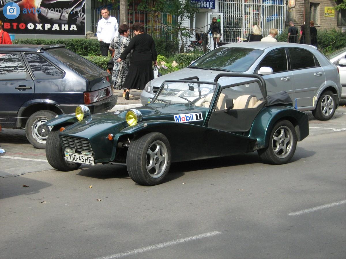 2000 (?). САМАВТО. Украина. Запорожье.