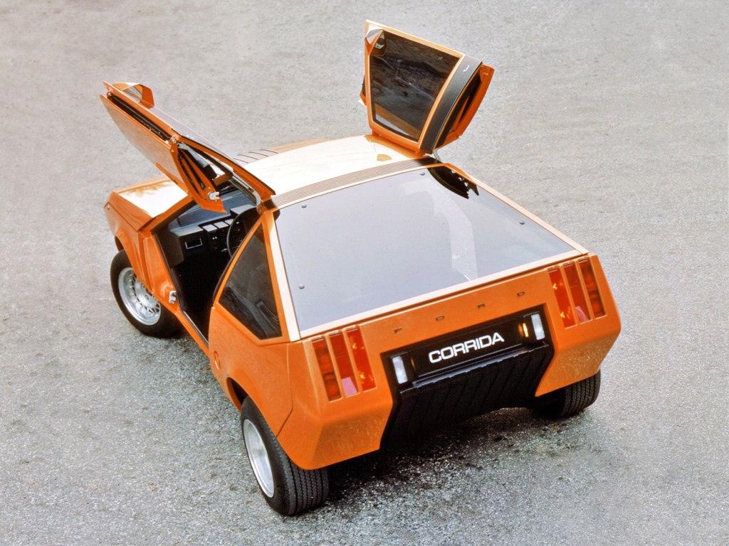 1976. Ford Corrida Concept (Ghia)