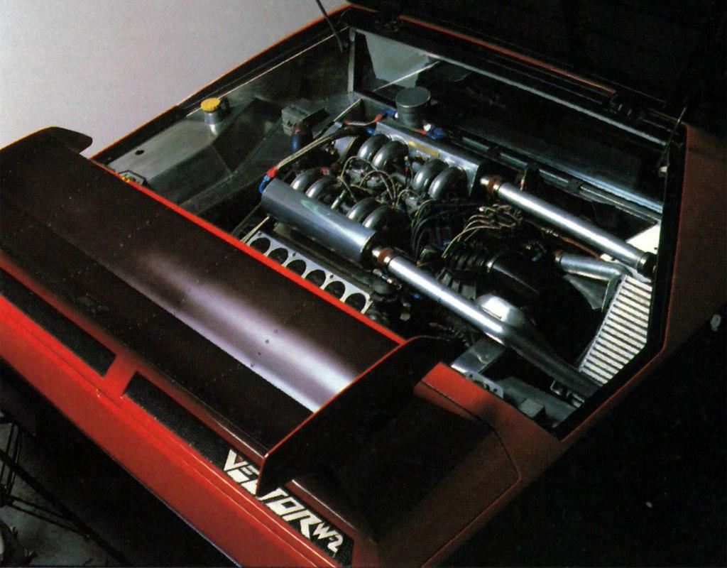 1980. Vector W2 Concept