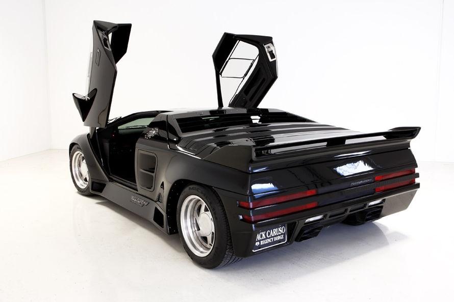 1990-1993. Vector W8