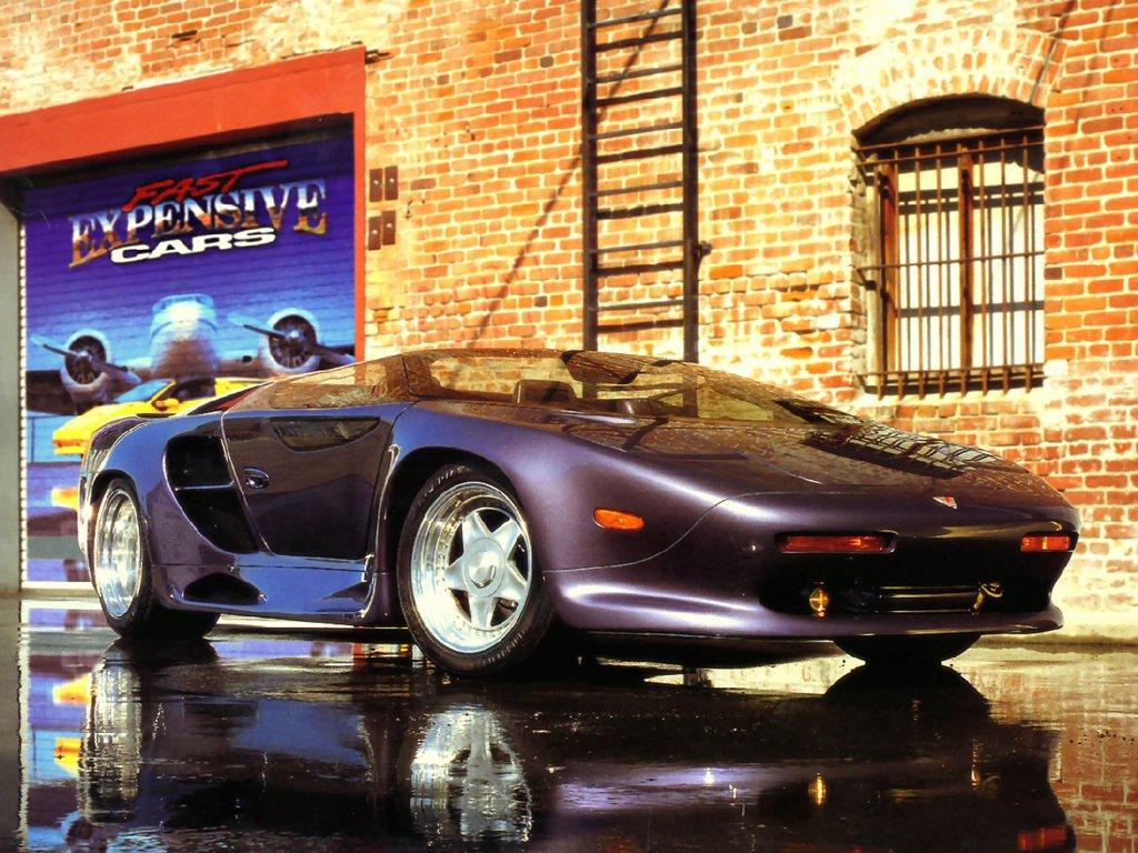 1993. Vector WX3 Roadster