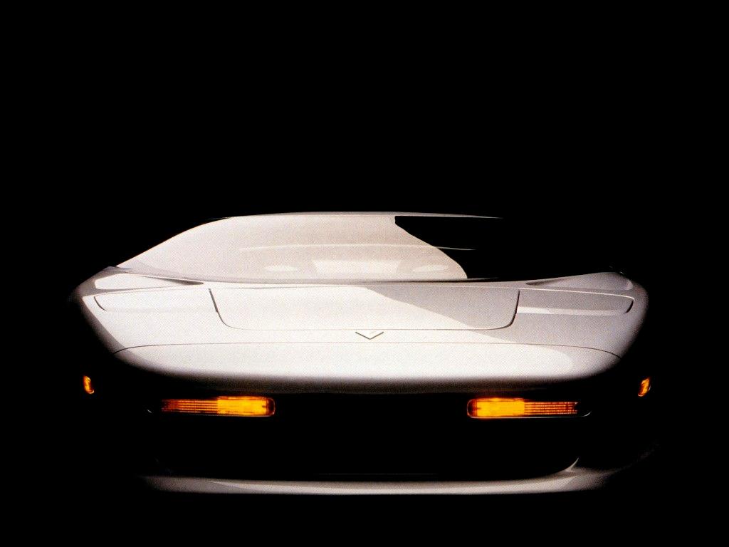 1993. Vector WX3