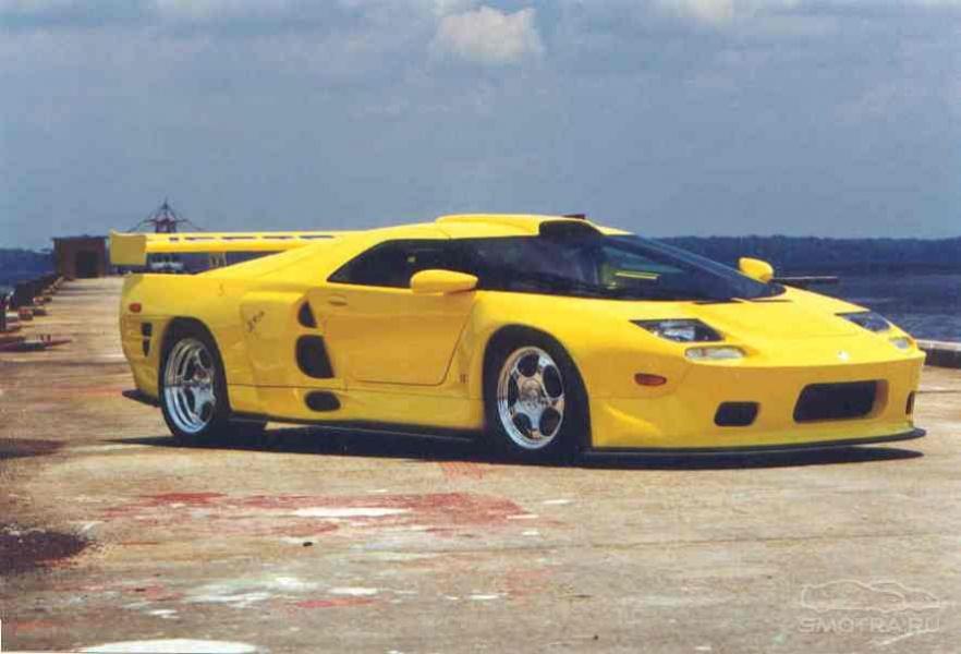 1998. Vector SR8 prototype