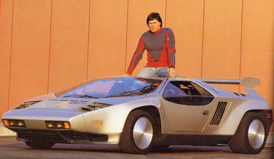 Первое появление в прессе в декабре 1980 года на обложке журнала Car & Driver
