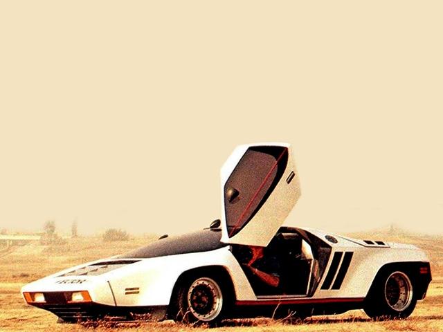 1978. Vector W2 Prototype