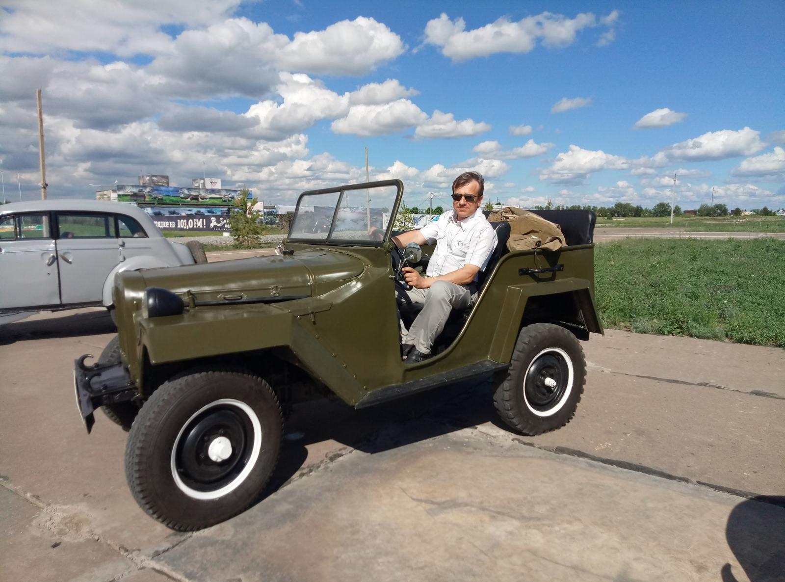 ГАЗ-67Б и я...