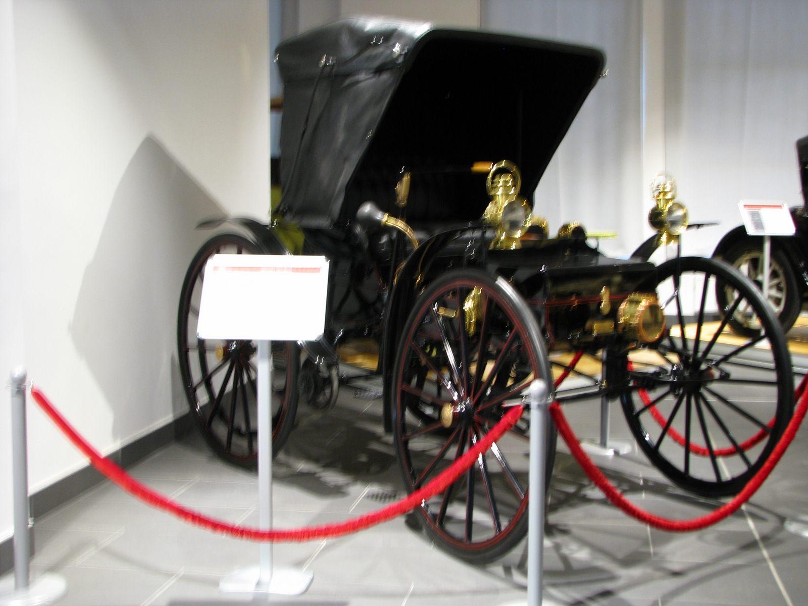 1908. Holsman Runabout