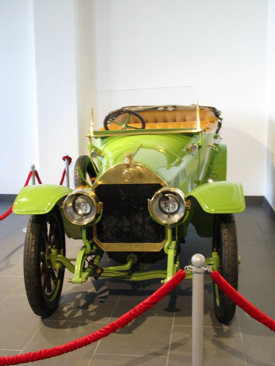 1910-1912. Benz 8_18HP